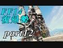 【FF14】エオルゼアの大地再びpart12【実況】