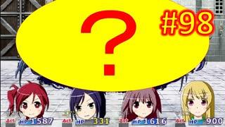 sakiquest3 #98:咲RPGを「咲-saki-」好きが全国編の話をしながらゆっくり実況(初見プレイ)