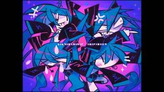 【ニコカラ】キドアイラク(キー-3)【off vocal】