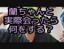【コナントーク】コナンキャラと実際会ったら何をする?毛利蘭編!!!