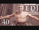 パダワンがジェダイマスターを目指してスターウォーズジェダイフォールンオーダーを実況プレイする.40[STAR WARS JEDI FALLEN ORDER]