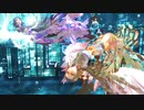 MMD>【定規式球体関節アマビエ】ひふみ祝詞で浮遊【初音ミク】【輪唱】