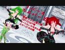 【重音テト 櫻花アリス】リバースユニバース【MMD】