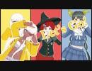 アンジーちゃんと夢野ちゃんと茶柱ちゃんでクッキーダンス【カメラ配布】
