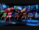 【東方MMD】霊夢・魔理沙・アリス・咲夜・妖夢で「唯一、愛ノ詠」 1080P_修正版