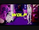 WOLF / flower