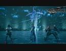 【FINAL FANTASY VII REMAKE】『BOSS:リヴァイアサン「仮想空間」』