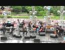 エヴァンゲリオンメドレー バンドネオン演出 [180520 コサンジ 韓国(Seoul Jazz Festival) SpringGarden]