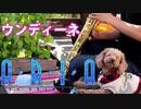 ソプラノサックスで「ウンディーネ」(ARIA The ANIMATION)を吹いてみた