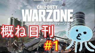 【CoD:WARZONE】概ね日刊CoD:WZ#1【BR SOLOS】