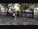 Miku Basketball 154:蝴蝶穿花背运犹豫步