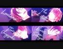 【MMDA3!】チェリーハント【万里・至・ルチアーノ・帽子屋】