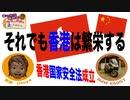 【香港】国家安全法成立!それでも香港は繁栄する~利権を持つブルジョワたちの動きを追え~