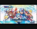 ロックマンX Dive 1-1(OP) ハイウェイ プレイ動画