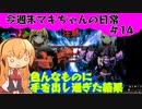 今週末まきちゃんの日常【ストⅤ】【雀魂】【Apex】【飯テロ】14