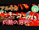 アルキカドンキー2「いざ行かん!灼熱の溶岩!」
