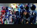 【メドレー】平成ライダー 冬の劇場版主題歌メドレー〜冬劇の軌跡/2010 to 2019〜【冬劇】