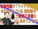 #685 安倍内閣が「ワイドショー」をチェックしている。西田敏行さんが政府に支援を求めているが…|みやわきチャンネル(仮)#825Restart685