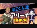【必見】激レアねこくん流アリーナ立ち回り!!!【フォートナイト/Fortnite】