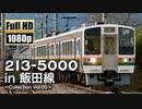 【JR東海】213系5000番台 in 飯田線 ~Collection Vol.05~