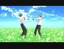 【テニプリ人力】立海D1で恋ダンス【テニプリMMD】