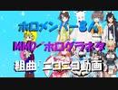 ホロメン8人でニコニコ組曲【MMDやらホログラやら】
