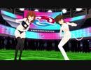 【MMD艦これ】第六駆逐艦隊 雷×電「すーぱーぬこわーるど」猫ランジェリー版