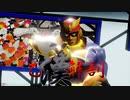 【MMD】キャプテン・ファルコンで乙女(?)解剖