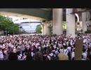 大阪でもBLM集会&デモ...SNSの呼び掛けで多くの人が参加してしまう