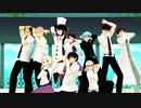 【MMD青エク】One・Two・Three