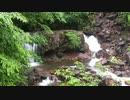 [滝めぐり]茅野市蓼科 横谷峡 霜降の滝を見るだけの30秒