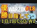 【CoD:WARZONE】概ね日刊CoD:WZ#18【BR SOLOS】