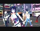 【Fate/MMD】ラスベガス in U.S.A【水着剣豪揃い踏みダンス】