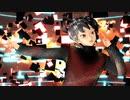 【VRoid】新しいオリキャラロイドでヒバナ踊ってみた【MMD】