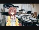 戌神ころねドラムでスイートマジックを叩いたよ~。