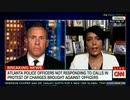 アトランタ黒人射殺警官を殺人罪で起訴...職務放棄の警官多数w