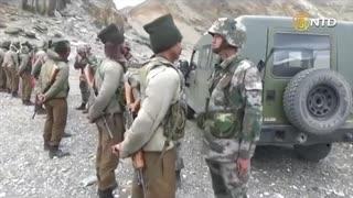 中国とインドが国境で衝突・両軍共に死傷者多数