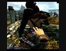 【SkyrimVR】死んだら終了!破壊魔法縛りでLegendaryに挑戦!part2