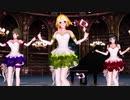 【MMD】Melody Line(梅木音葉・黒川千秋・高垣楓)