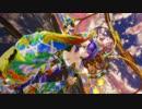 Ray MMD【magnet】Tda式 紫音美菜 重音テト Japanese Kimono