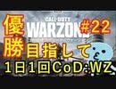 【CoD:WARZONE】概ね日刊CoD:WZ#22【BR SOLOS】