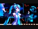 【む~ぶ式初音ミク】ヒビカセ【MMD】