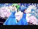 【東方MMD】チルノと大妖精がdrop pop candyを。