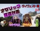 【マイクラ】オーバー労働!?ナザリック建造計画 #1【Liveダイジェスト】