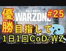 【CoD:WARZONE】概ね日刊CoD:WZ#25【BR SOLOS】