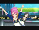 【ミリシタ】舞浜歩・菊地真「Beat the World!!!」【ユニットMV】