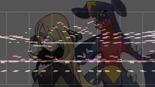 【ポケモンDP】戦闘!チャンピオンをシネマティックにアレンジしてみた