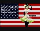 【メグッポイド】American Life / Madonna(カバー)