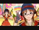【ミリシタ】秋月律子「いっぱいいっぱい」【ソロMV+ユニットMV】