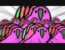 さらに回転を始めた正面party_parrotBB+使用例
